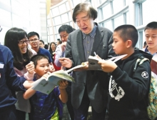 """""""青年""""冯骥才: 文学和文化保护是我当下重心"""